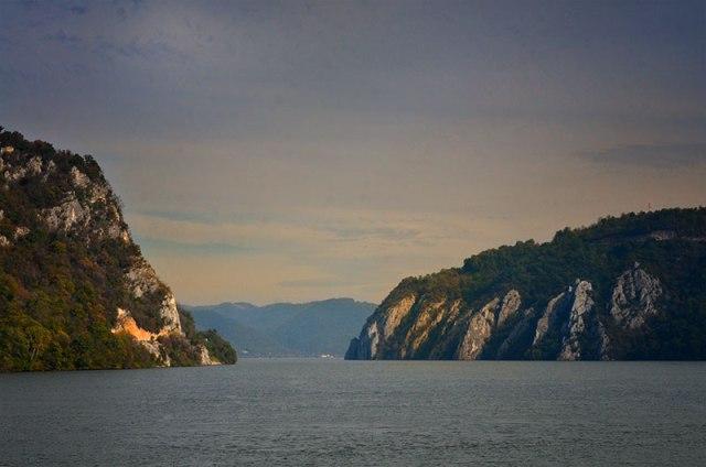 Danube-Gorge