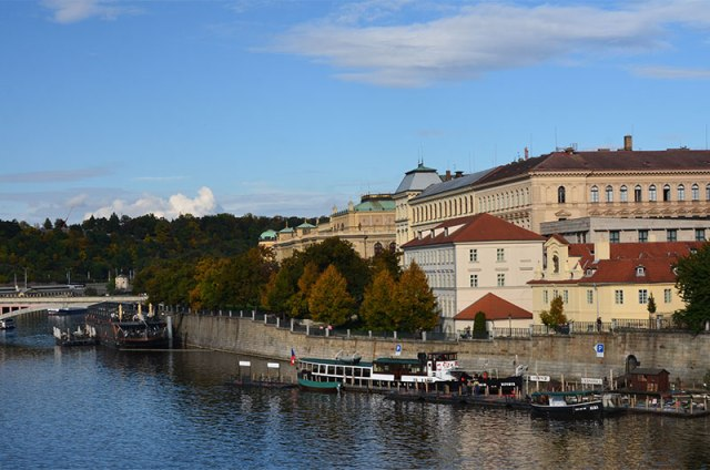 Prague-Boats