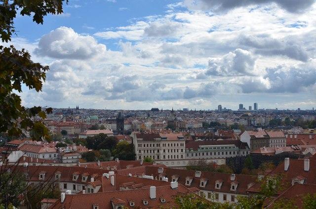 Prague-from-Prague-castle